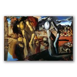 Metamorfosis de narciso-Copia obras arte famosas salvador dali