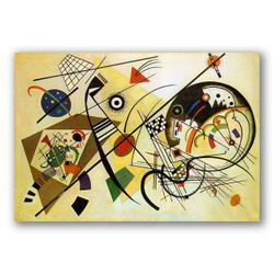 Linea transversal-Copia obras arte famosas wassily kandinsky