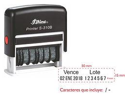 FECHADOR sello-vence-y-lote-310b-shiny-s