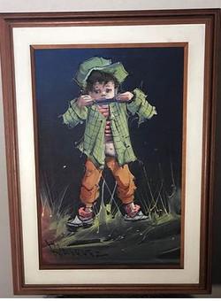 El niño flautista - Obras de arte
