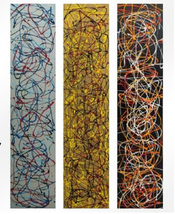 Energía liberada - Obras de arte