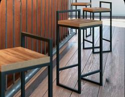 Muebles mobiliario para el hogar,oficina,restaurantes,bares sillas, butacos altos tipo industrial