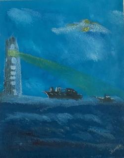Lighthouse - Venta de pinturas de obras de arte