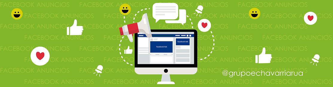 publicidad o anuncios en facebook