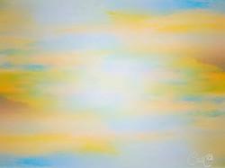Atardeson de Dios - Obras de Arte