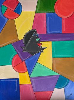 Poker Face - Venta de pinturas de obras de arte