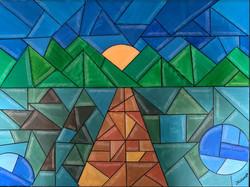 Sunrise - Venta de pinturas de obras de arte