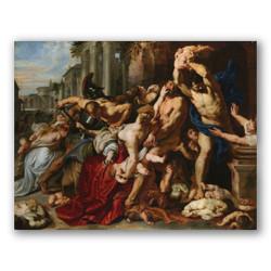 La masacre de los inocentes-Copia obras arte pedro pablo rubens