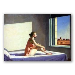 sol de mañana-Copia obras arte edward hopper