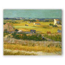 La cosecha-Copia obras arte famosas vincent van gogh