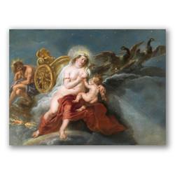 El nacimiento de la via lactea-Copia obras arte pedro pablo rubens
