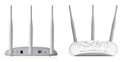 Router wifi tplink en medellin para señal de internet rural y campo