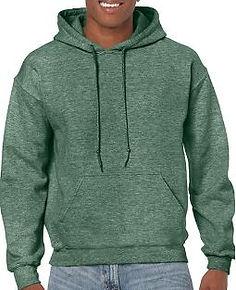 Buso perchado capucha verde jasped gilda