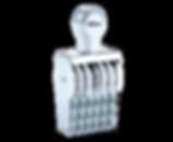 Sellos numeradores de caucho para oficinas en medellín trodat, shinny, fechadores, numeradores