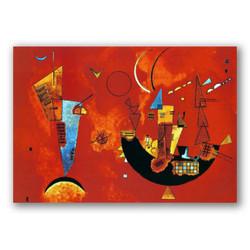 Con y contra-Copia obras arte famosas wassily kandinsky