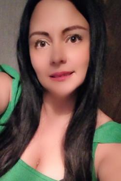 modelo Ana Carolina Ortíz Pérez