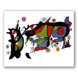 abstracto-Copia obras arte joan miro