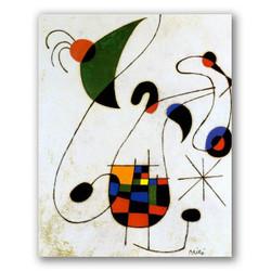 cantante melancolico-Copia obras arte joan miro