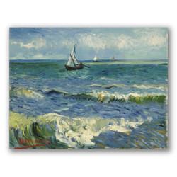 Marina les saintes maries de la mer-Copia obras arte famosas vincent van gogh