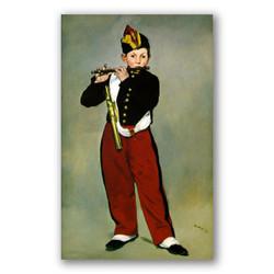 El pifano-Copia obras de arte famosas edouard manet