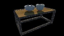Mobiliario muebles para el hogar,oficina,restaurantes,bares mesas de centro sala tipo industrial