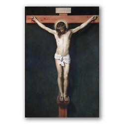 Cristo crucificado-Copia obras arte diego velazquez
