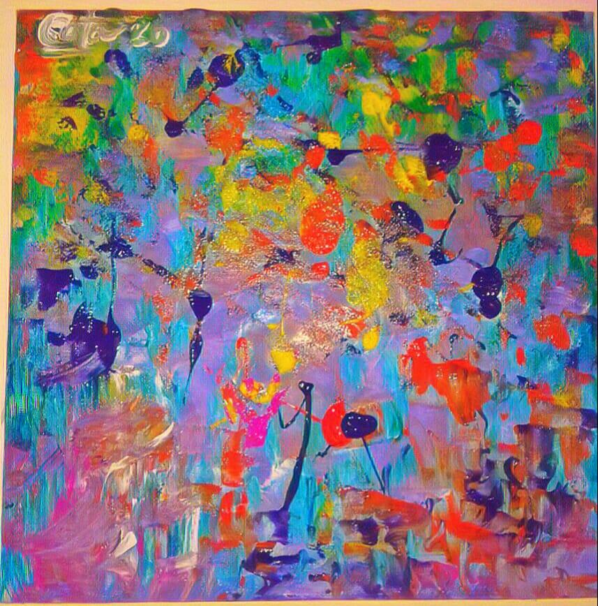 Alegría - Obras de Arte