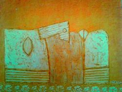 Rostro 2 - Obras de arte