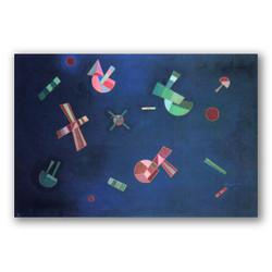 Vuelo captado-Copia obras arte famosas wassily kandinsky