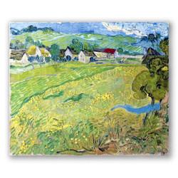 Les vessenots en Auvers-Copia obras arte famosas vincent van gogh