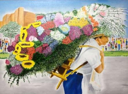 Flores...pesadas - Obras de arte