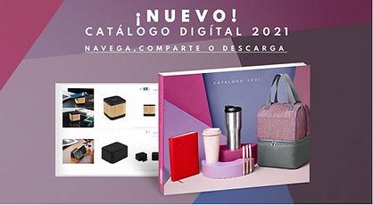 Catalogo digital promocionales Medellin