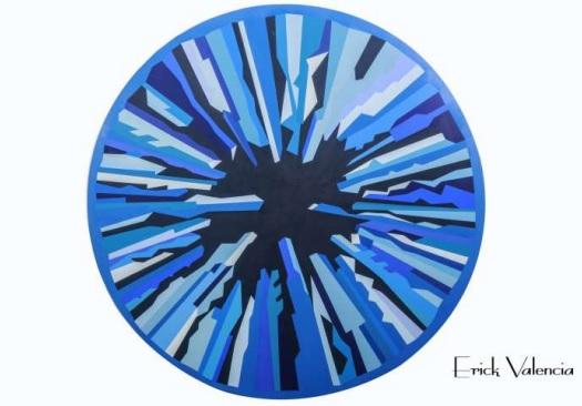 Deep blue - Azul profundo - Obras de arte