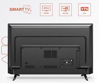 Venta de televisores smart tv 43 pulgada