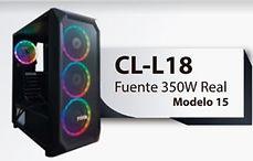 CL-L18 Torres o cajas pc gamer medellin.
