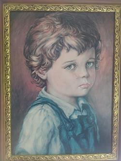 Niño Llorón-Copia obras arte giovanni bragolin