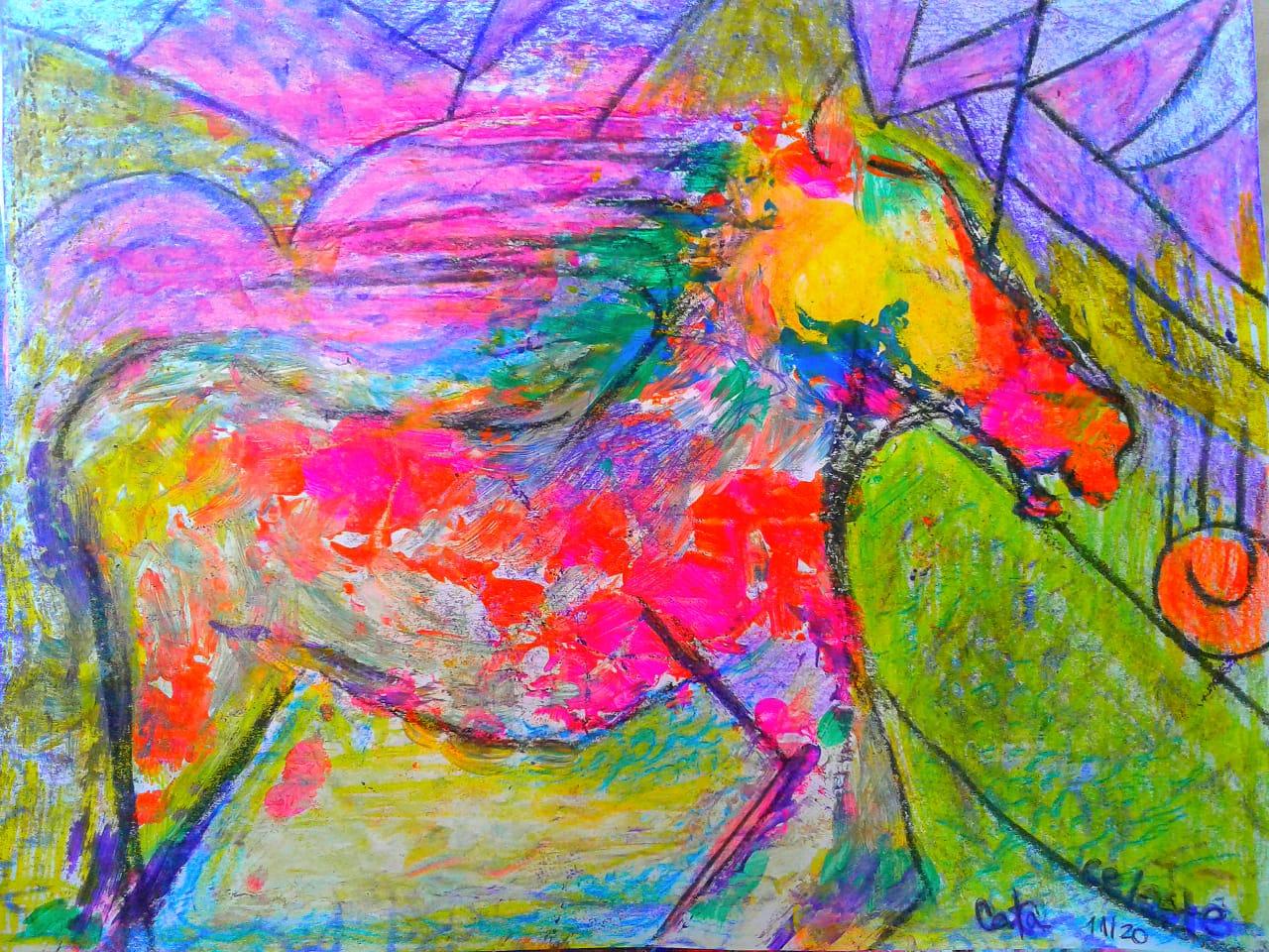 Caballo 3 - Obras de Arte