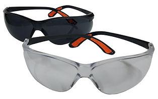 Gafas de seguridad B717 pata naranja clara y oscura medellin.jpg