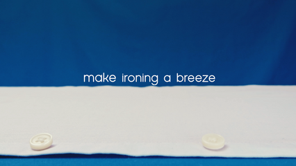Make Ironing a