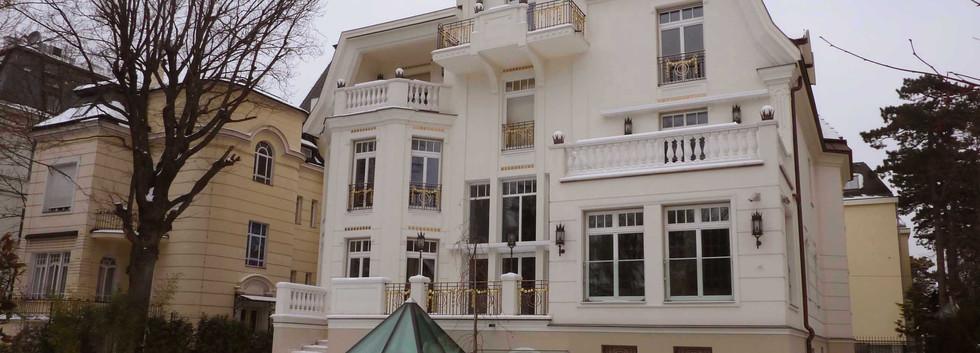 Villa in Wien