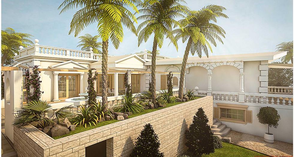 Villa auf Malta