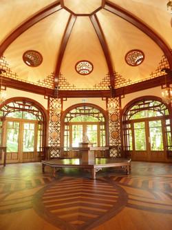 Schloss Thalheim Teepavillon