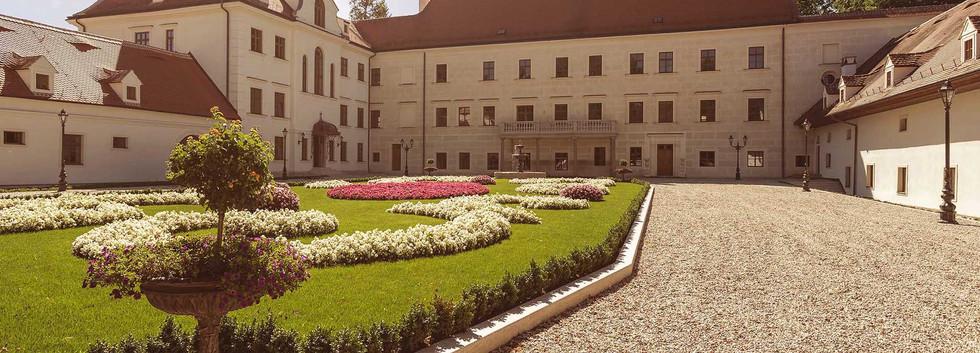 Schloss Thalheim, Niederösterreich
