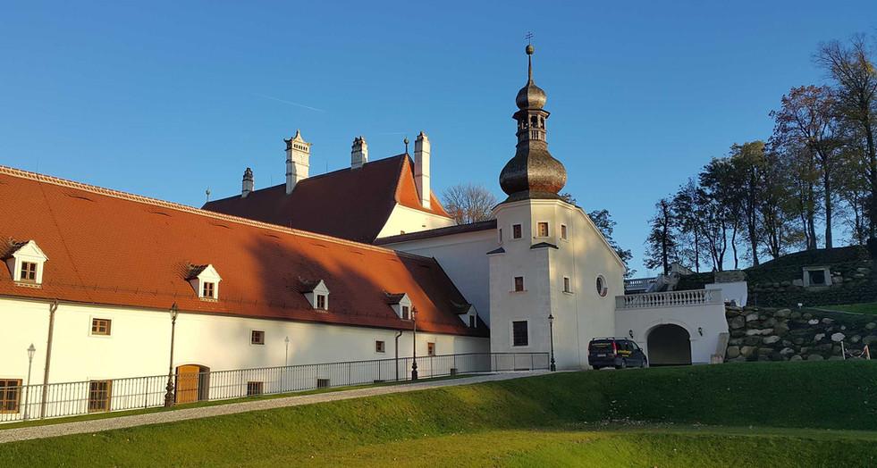 Schlosskapelle Thalheim