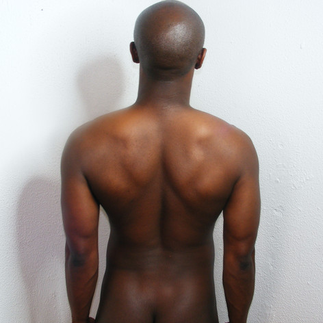 London gay escort - back