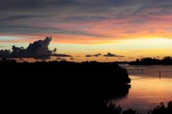 Autumn Sunset in Florida