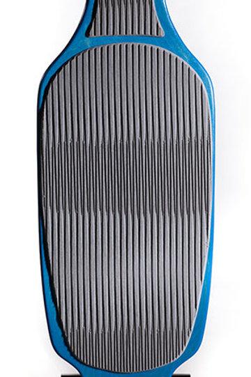 Ocean Blue - Grey Pad
