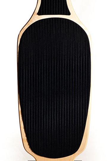 Natural - Black Pad