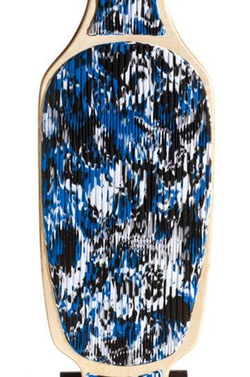 Natural - Blue Camo Pad