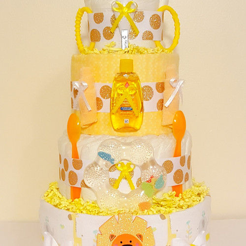Diaper Cakes and Baby Shower Gifts FineDiaperCakescom